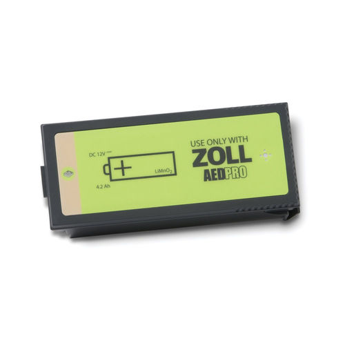ZOLL AED Pro Lithium Batterie