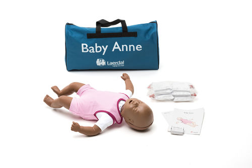 Laerdal Baby Anne Brown