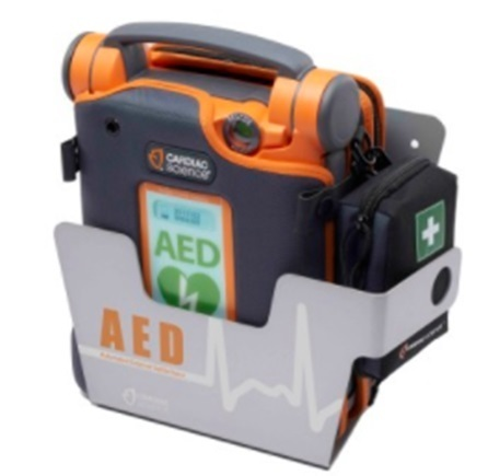 Cardiac Science Powerheart G5 AED Wandhalterung